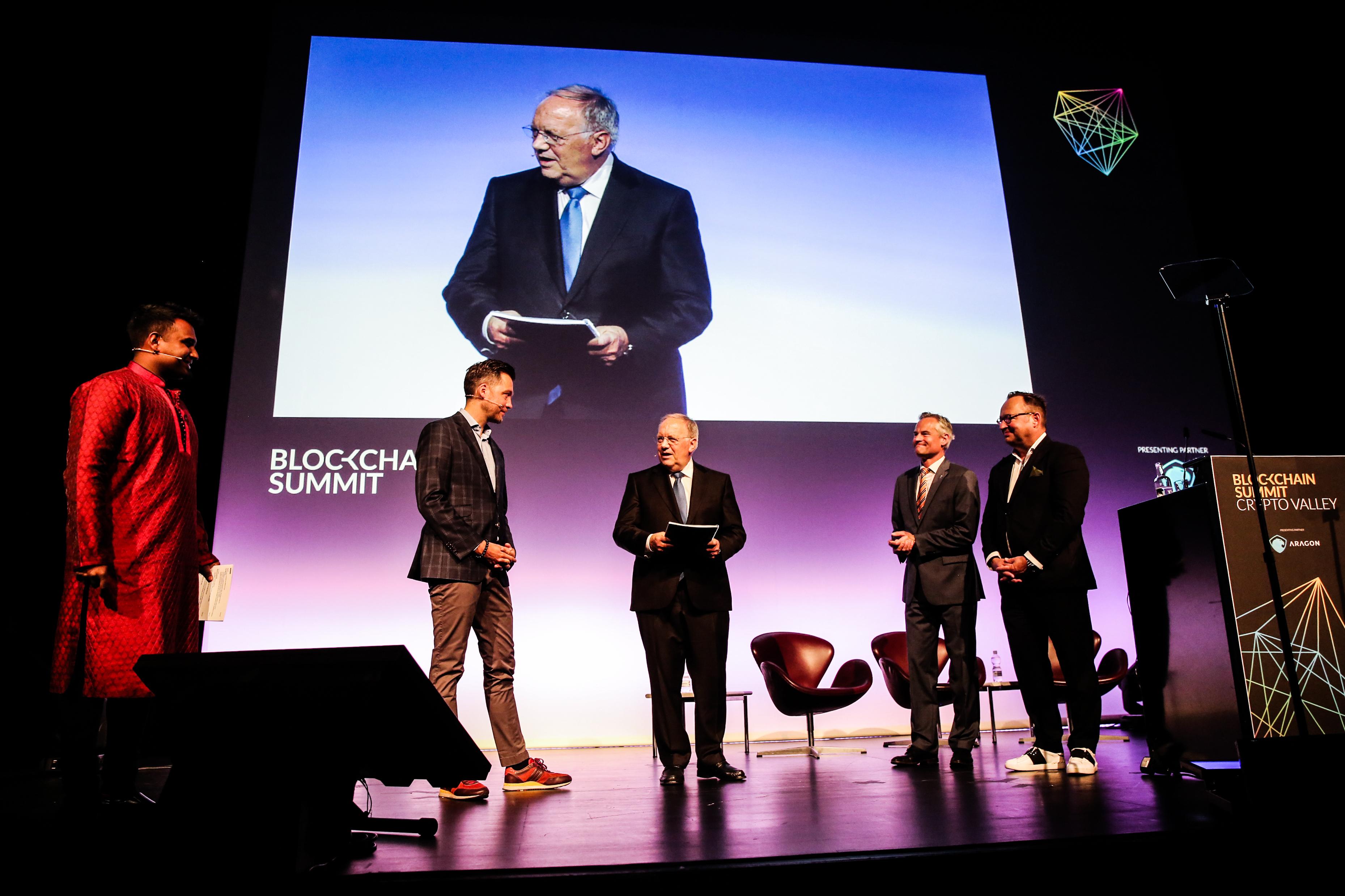 Das steht im White Paper der Schweizer Blockchain Taskforce