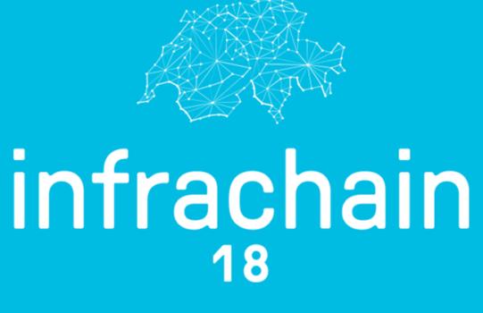 Infrachain 18  – Blockchain für die öffentliche Infrastruktur und Verwaltung