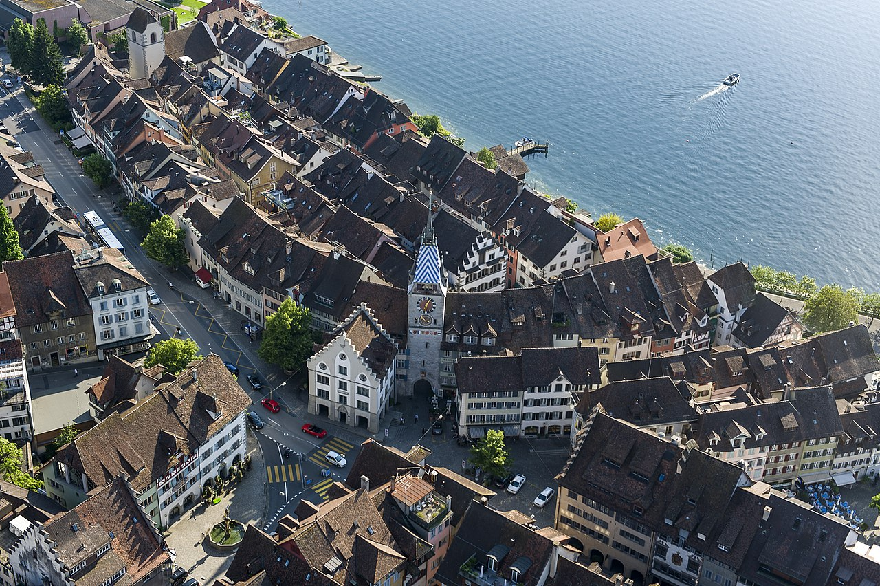 Swiss Blockchain cluster is outstanding but far from completed
