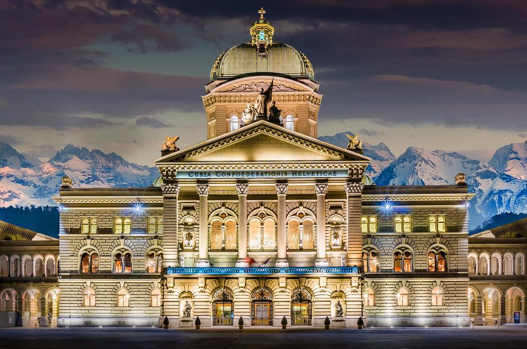 Blockchain-Vorlage des Bundesrats: Weltweit führender Rechtsrahmen für tokenbasierte Geschäftsmodelle