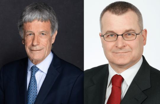Entwicklungen im Blockchain-Recht: Rolf H. Weber und Hans Kuhn im Gespräch über ihr Buch